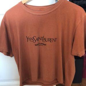 Vintage YSL T-shirt